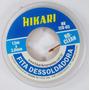 Fita Dessoldadora - Malha Dessoldadora Hikari - 1,5m 3mm -