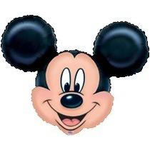 Balão Mickey 14p 35cm Licenciado - Centro De Mesa
