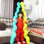 Balão Curvo Espiral Parafuso Festa Decoração Bexiga Bola 10