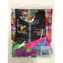 Balão Neon 9 Polegadas- 300 Balões Coloridos R$135,00