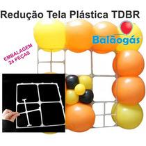 Tdbr ¿ Tela Painel Bonus Reduzida P/ Decoração Balões - Pds