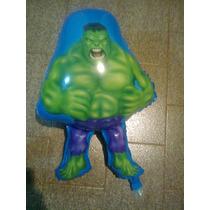 Balão Metalizado Vingadores, Homem De Ferro , Hulk , Capitão