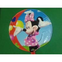 Balão Metalizado Disney , Mickey E Minnie - 10 Unidades
