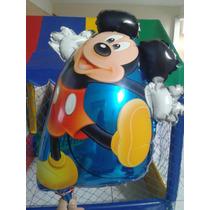 Balão Metalizado Minnie E Mickey Corpinho