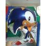 Balão Metalizado Sonic - 10 Unid.