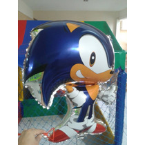 Balão Metalizado Sonic