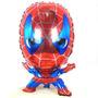 Balão Metalizado Homem Aranha - 63cm X 40cm - Bexiga - Festa