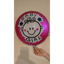 Balão Metalizado Para Chá De Bebe