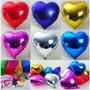 Balão Metalizado Coração Frete 8,00 Reais