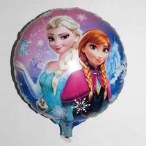 Balão Metalizado Frozen - Festas Lembrancinha De Aniversário