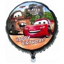 15 Balões Personagem Carros - Festa Aniversário Frete Grátis