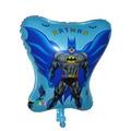 Balão Metalizado Batman Kit Com 10 Unidades