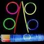 Pulseira De Neon Com 100 Unidades