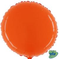 Balão Metalizado Abóbora Carruagem 21