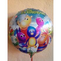 Balão Metalizado Backyardigans Kit C/ 15 - R$ 45,00