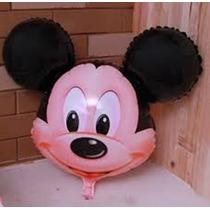Balão Mickey Cabeção Kit C/ 50 - R$ 120,00