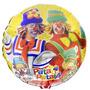 Balão Metalizado Patati Patata Kit Com 10 Balões - Barato