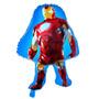 Balão Bexiga Festa Personagem Homem De Ferro 5 Unidades