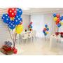Bexiga De Bolinha Para Festa Galinha Pintadinha - 75 Balões