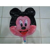 Balão Cabeça Mickey 60cm Unidade Vazio