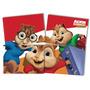 Painel Decoração De Festa Infantil - Alvin E Os Esquilos
