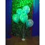 Suporte Varetas P/balão Kit Com 2 Peças Com 5 Varetas Festas