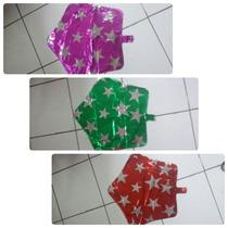 Kit C/ 10 Balão Metalizado Estrelas 45cm R$ 22,99
