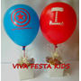Balão Vingadores, Centro Enfeite De Mesa Kit Compl. C/ 15 Un