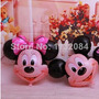 Kit C/ 15 Balões Cabeção Minnie E Mickey 59cm 36,00