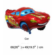 Balão Mentalizado Carros Relâmpago Mcqueen Disney - Promoção