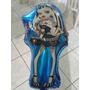 Balão Metalizado Monster High Caveira Tamanho 45cm Kit 10 Un