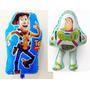 Balão Metalizado Toy Story, Buzz, Wood