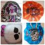 Kit C/ 10 Balão Metalizado Monster Hihg R$ 21,99