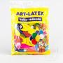 Balão Art-latex N9 Sortida - Bexiga Para Festa Colorida 50u