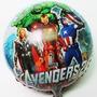 30 Balão Metalizado Vingadores,festa,aniversario,infantil