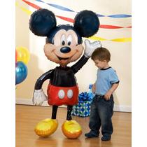 Balão Mickey Gigante Airwalker Mede 96cm X 132cm