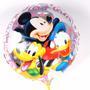 Kit 40 Balões Metalizados Mickey E Sua Turma - Desenho