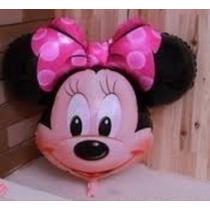 Balão Inflável Da Minnie E Mickey (12 Pçs)