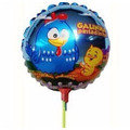 Kit C/ 20 Balão Centro De Mesa Galinha Pintadinha - Promoção