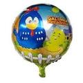Balão Metalizado Galinha Pintadinha Kit Com 25 Balões
