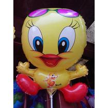 Balão Metalizado Piu Piu Kit/18 Unidades