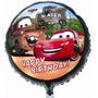 Balão Metalizado Carros - Super Barato