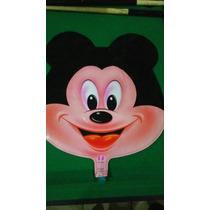 Balão Metalizado Mickey Ou Minnie