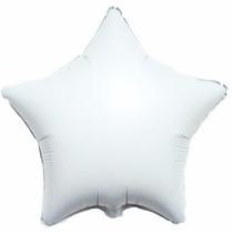 Balão Metalizado Estrela 50 Cm Kit C/10 Unid Pronta Entrega