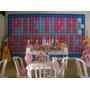 Kit Decoração 5: Decoração Clean E Provençal-tela +estrutura