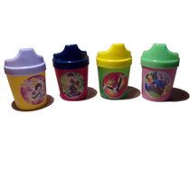 Copo Infantil Com Temas Animados 30 Pçs Apenas R$ 50,00