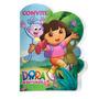 Convite P/ Aniversário Dora Aventureira (08 Unidades)
