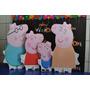 Família Peppa Pig Displays, Totem De Chão Lindos.