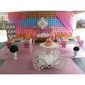 Tela Mágica,pds,decoração Infantil,painel De Balões,5 Kits