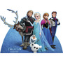Kit 4 Displays Infantil De 30cm, Peppa, Frozen, Outros